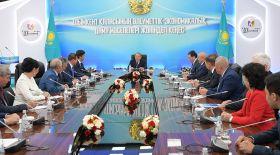 Нұрсұлтан Назарбаев: Шымкент Орталық Азияның мықты экономикалық орталығына айналуы тиіс