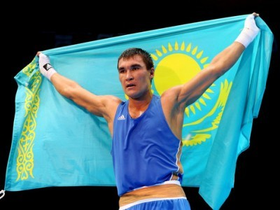 Серік Сапиев Олимпиада алтыны арқасында 1 миллион доллар тапты