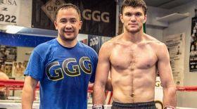 Головкинмен бірге жаттығатын қазақстандық боксшының қарсыласы анықталды