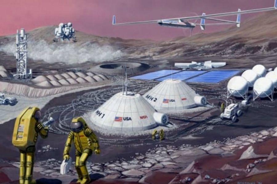 NASA Ай мен Марсты зерттеуге арналған жоспарымен бөлісті