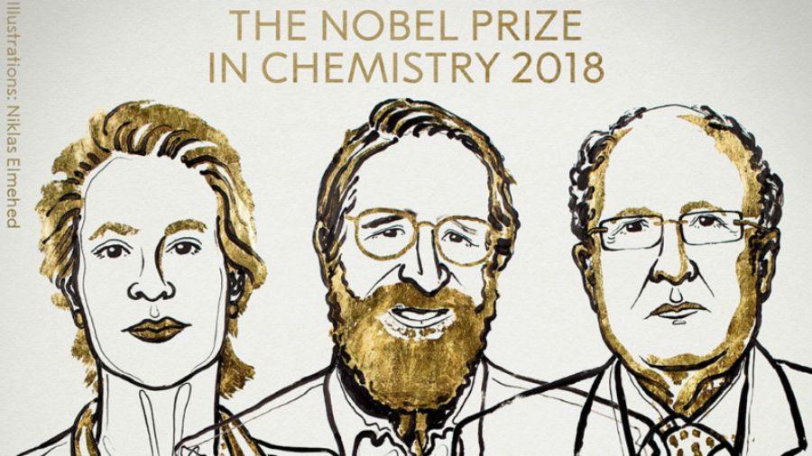 Химия саласы бойынша Нобель иегерлері белгілі болды