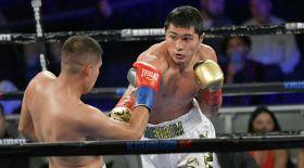 Қазақстандық кәсіпқой боксшы алғаш рет чемпиондық атақ үшін жұдырықтасады