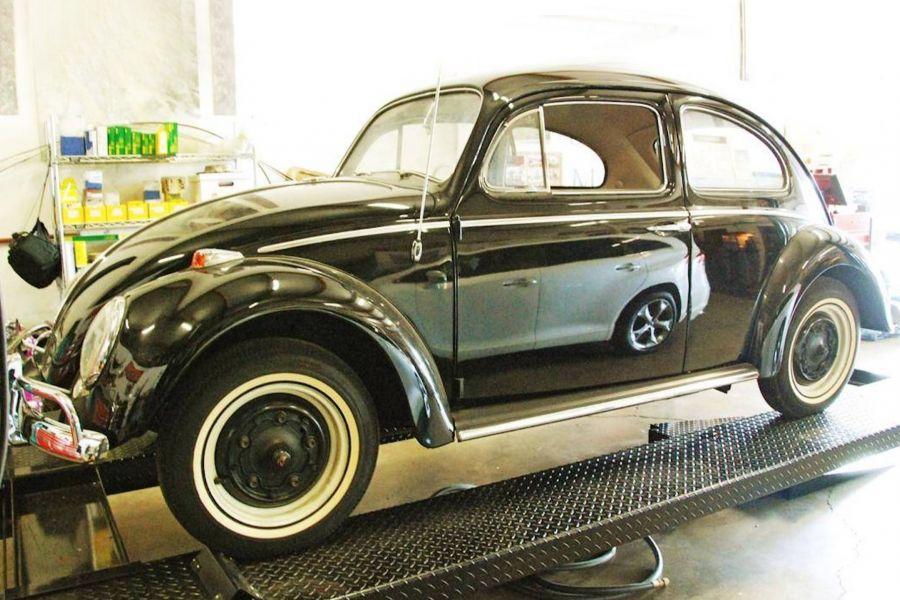 1964 жылы шығарылған Volkswagen Beetle сатуға қойылды