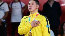 Қазақстандық дзюдошы жасөпірімдер арасында Олимпиада чемпионы атанды