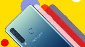 Samsung Galaxy А9: 4 камераның құдіреті