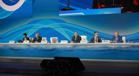 Астанада Халықаралық тараптар кеңесінің сегізінші сессиясы өтті