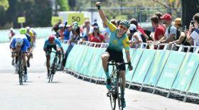Қазақстандық велоспортшылар Олимпиада ойындарында топ жарды