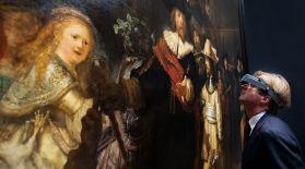 Рембрандт картинасының реставрациясын онлайн көруге болады