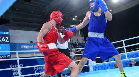 Финалда жеңілген қазақстандық боксшы жанкүйерлерден кешірім сұрады