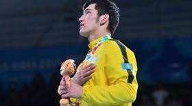 Қазақстан жасөспірімдер арасындағы Олимпиадада жеке рекордын жаңартты