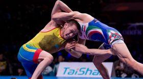 Нұрислам Санаев әлем чемпионатының күміс жүлдесін еншіледі