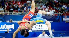 Қазақ балуандары әлем чемпионатында 3 медаль еншіледі