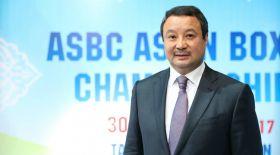 CAS сотында жеңіп шыққан Серік Қонақбаев AIBA президенті сайлауына қатысады