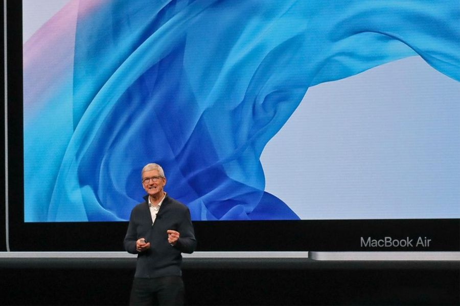 Apple презентациясы: жаңа MacBook Air мен Mac mini