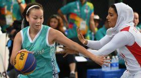 Қазақстандық баскетболшы қыздар Азия чемпионатының жартылай финалына шықты