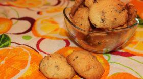 Массагеттен мәзір: Жаңғақты печенье