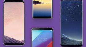 2018 жылдың ең қуатты смартфондары