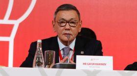 Өзбек Гафур Рахимов AIBA президенті болып сайланды