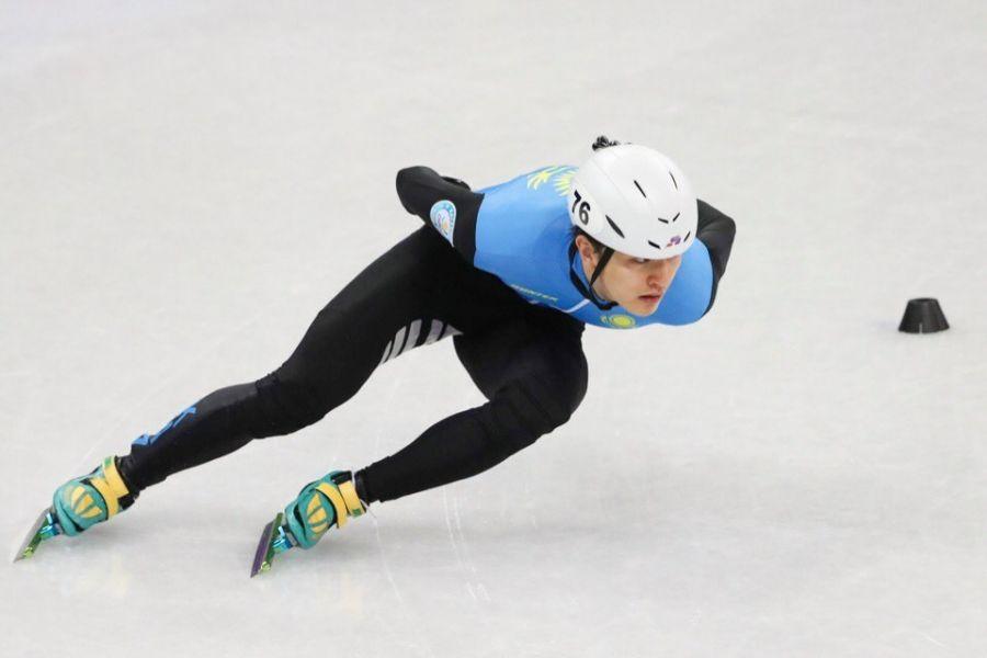 Қазақстандық шорт-трекші әлем кубогында күміс медаль еншіледі