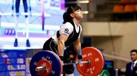 Қазақстандық ауыр атлеттер