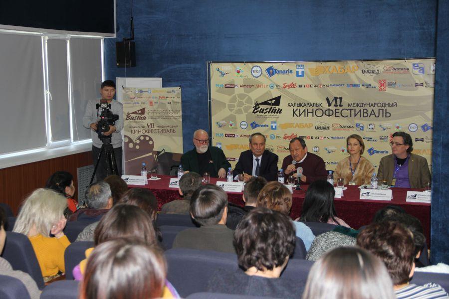 VII Bastau: Студенттік фильмдердің Халықаралық фестивалі басталды