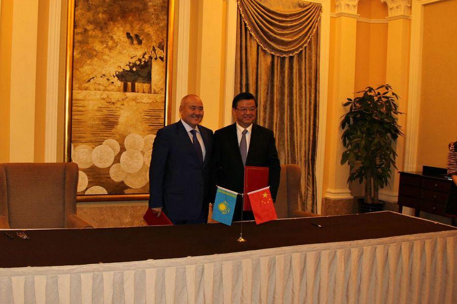 ҚР Ауыл шаруашылығы министрі Қытайға іссапармен барды