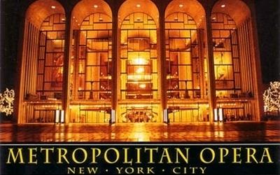 Метрополитен Опера театры - алып елдің әйгілі ордасы