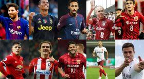 Әлемде ең көп жалақы алатын 10 футболшы