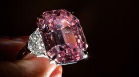 Қызғылт алмаз 50 миллион долларға сатылды
