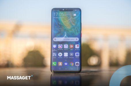 Техно шолу: Huawei Mate 20 Pro