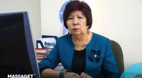 Ақмаржан Ақыжанова: