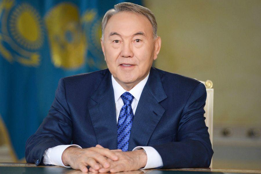 Нұрсұлтан Назарбаев. Ұлы даланың жеті қыры