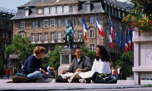 Париж – студенттің нағыз мекені