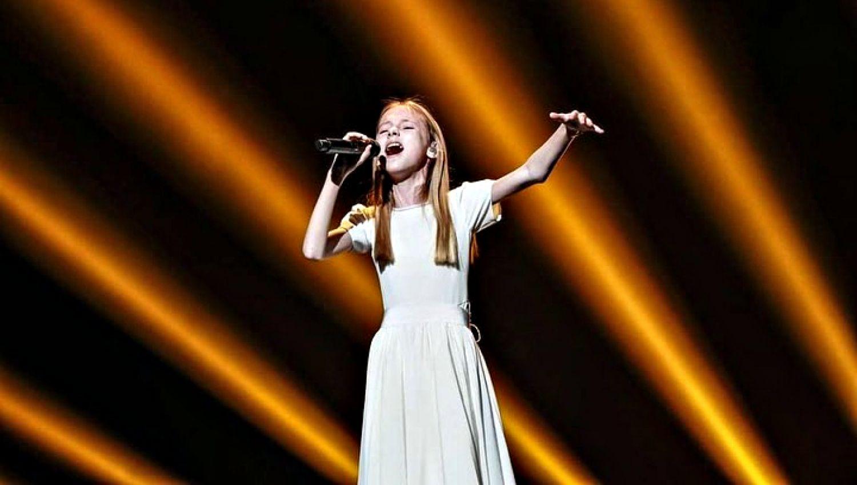 """Данэлия Төлешова """"Junior Eurovision 2018"""" байқауында 6-орын алды"""