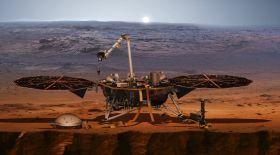 NASA құрылғысы Марсқа қонды: Алғашқы суреттер