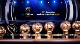 Globe Soccer Awards. Месси үздіктер қатарына енбей қалды