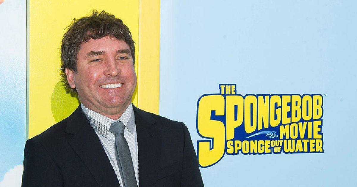 Sponge Bob: Стивен Хилленберг деген кім?