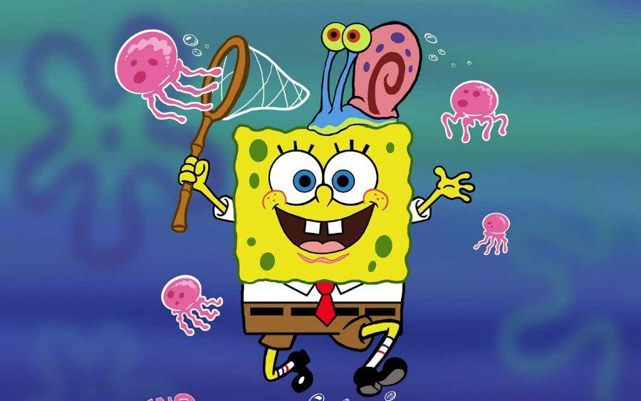 """Sponge Bob"" үйреткен 5 нәрсе"
