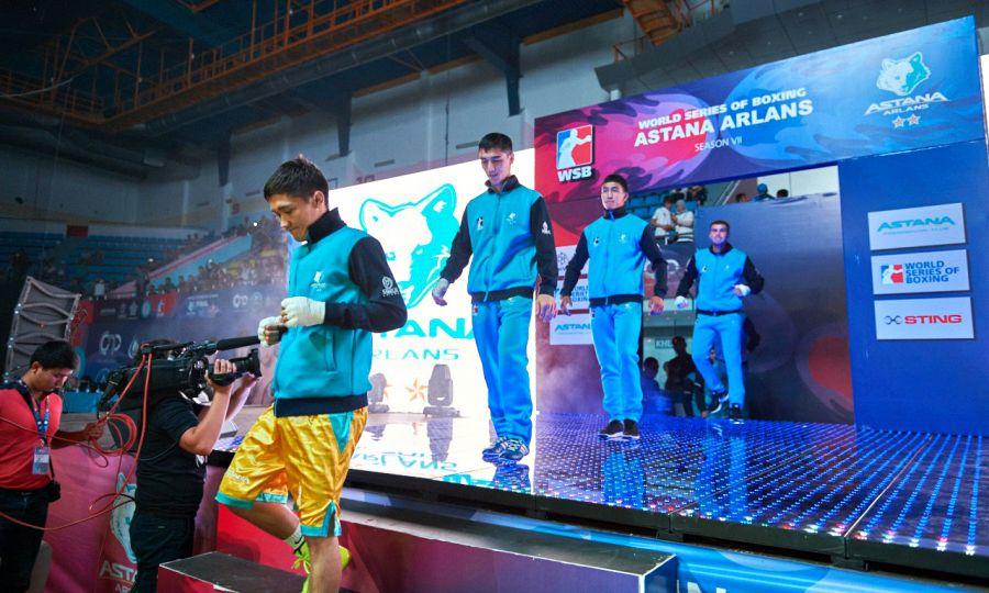 """Қош бол, WSB! """"Astana Arlans"""" бокс клубы таратылады"""