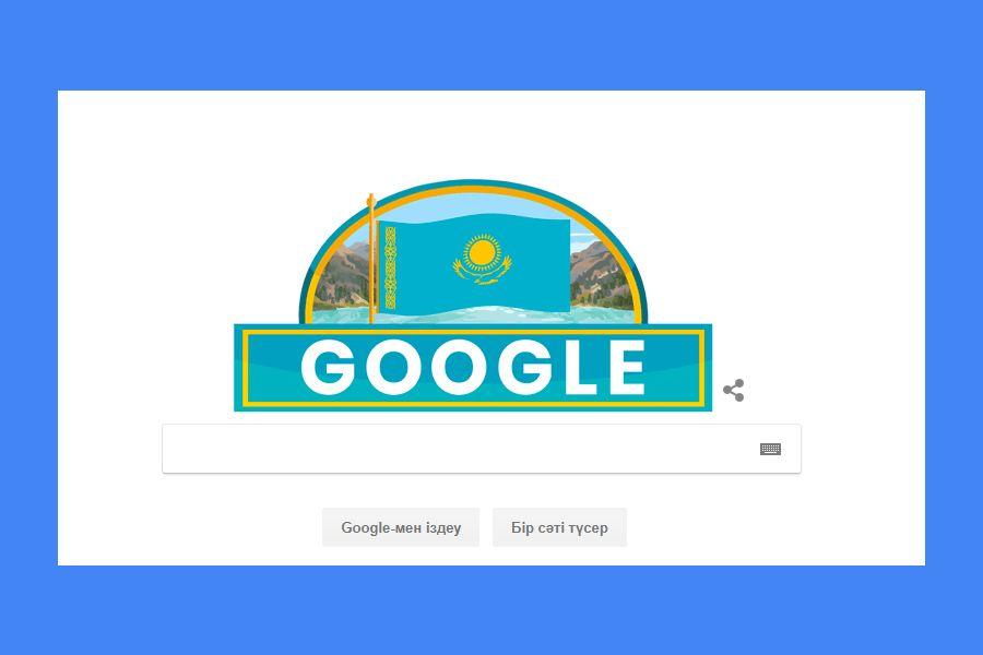Google-дың дәстүрлі құттықтауы
