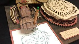 Леонардо да Винчидің сурет салатын роботы қайта қалпына келтірілді