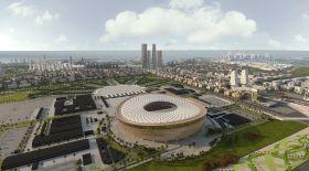 Футболдан 2022 жылғы әлем чемпионатының финалы өтетін стадион