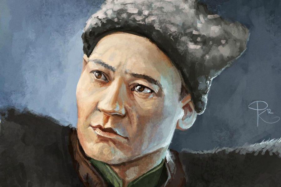 Бауыржан Момышұлы. Солдат махаббаты