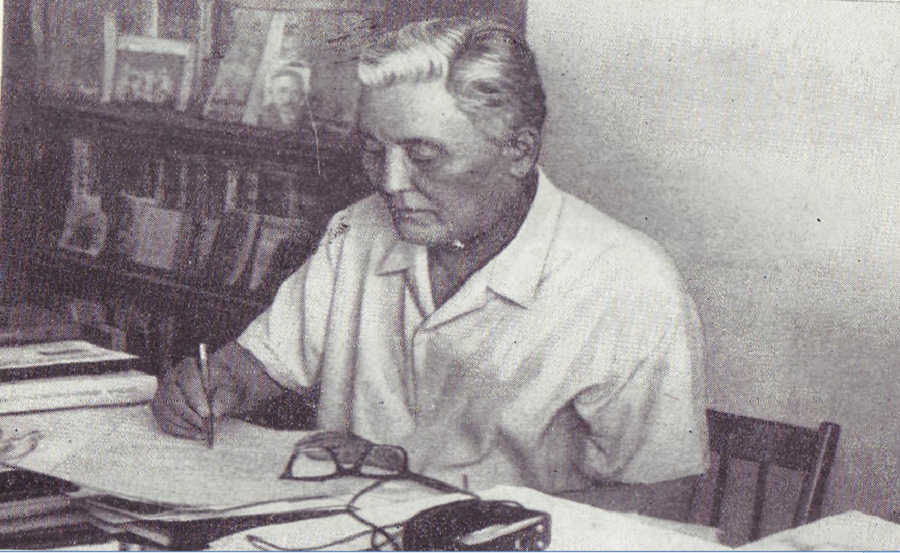 Хамза Есенжанов.