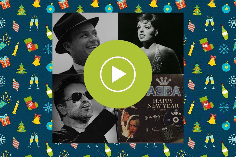 Жаңа жылдық playlist