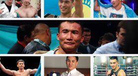 2018 жылы бірде-бір жекпе-жек өткізбеген қазақ кәсіпқой боксшылары