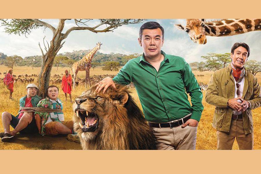 """""""Африкадағы қазақша бизнес"""": Қара құрлықта түсірілген алғашқы қазақстандық фильм"""