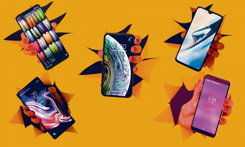 2018 жылдың ең үздік 5 смартфоны