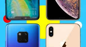 Техношолу: Huawei Mate 20 Pro vs iPhone XS Max