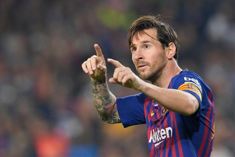 Месси испаниялық Marca нұсқасы бойынша жыл футболшысы атанды
